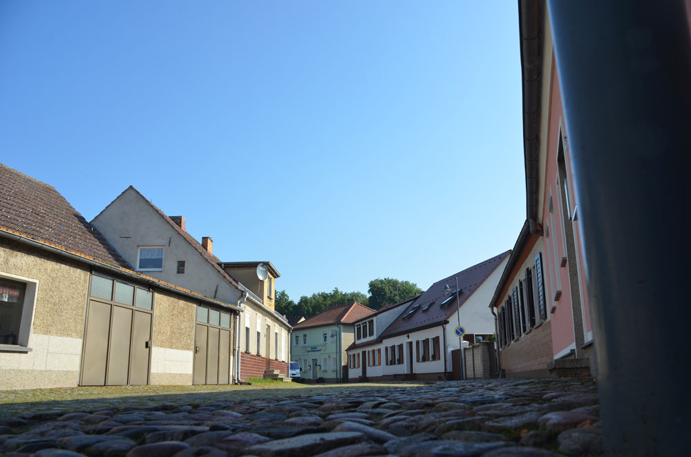 Dorfstraße Saarmund